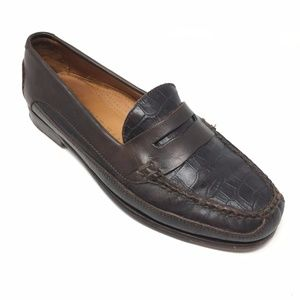 Men's VINTAGE Cole Haan Country Loafers Size 10D